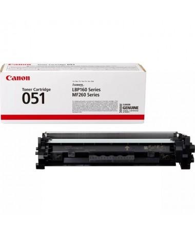 pbrEl toner Canon 051 lleva la eficacia a un nuevo nivel Ahora podras imprimir hasta 1700 paginas con un unico cartucho compact