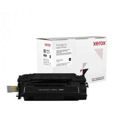 pToner Negro Everyday HP CE255X CRG 324II equivalente de Xerox 12500 paginasbr pul liRelacion calidad precio un precio consider
