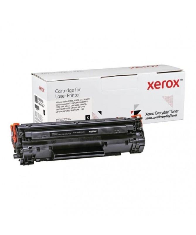 pToner Negro Everyday HP CE278A CRG 126 CRG 128 equivalente de Xerox 2100 paginasbrul liRelacion calidad precio un precio consi