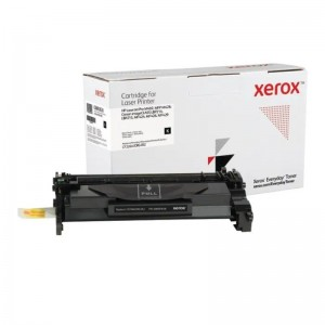 pToner Negro Everyday HP CF226A CRG 052 equivalente de Xerox 3100 paginasbrul liRelacion calidad precio un precio considerablem