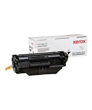 pToner Negro Everyday HP Q2612A CRG 104 FX 9 CRG 103 equivalente de Xerox 2000 paginasbrul liRelacion calidad precio un precio