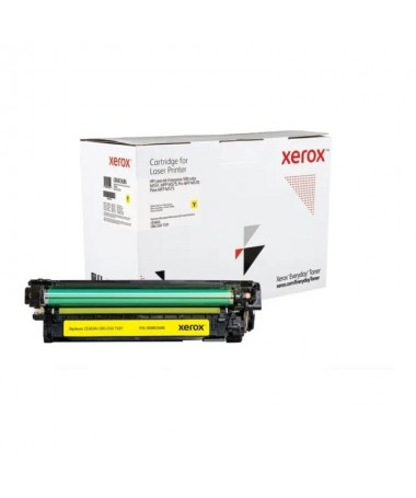 pToner Amarillo Everyday HP CE402A equivalente de Xerox 6000 paginasbrul liRelacion calidad precio un precio considerablemente