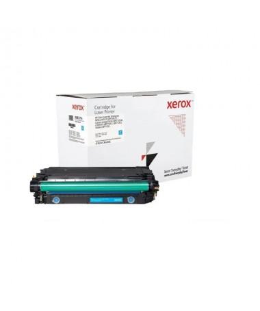 pToner Cian Everyday HP CF361A CRG 040C equivalente de Xerox 5000 paginasbrul liRelacion calidad precio un precio considerablem
