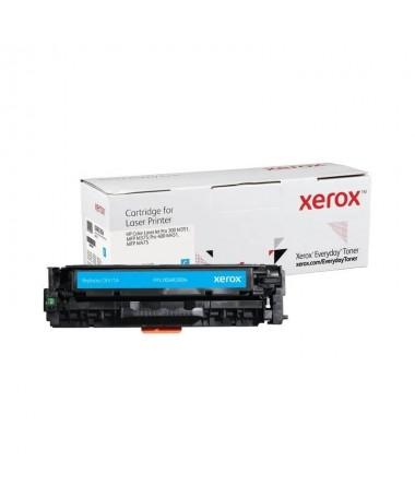 pToner Cian Everyday HP CE411A equivalente de Xerox 2600 paginasbrul liRelacion calidad precio un precio considerablemente mas