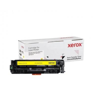 pToner Amarillo Everyday HP CE412A equivalente de Xerox 2600 paginasbrul liRelacion calidad precio un precio considerablemente