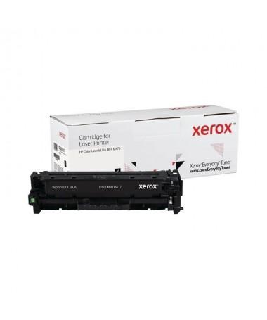 pToner Negro Everyday HP CF380A equivalente de Xerox 2400 paginasbrul liRelacion calidad precio un precio considerablemente mas
