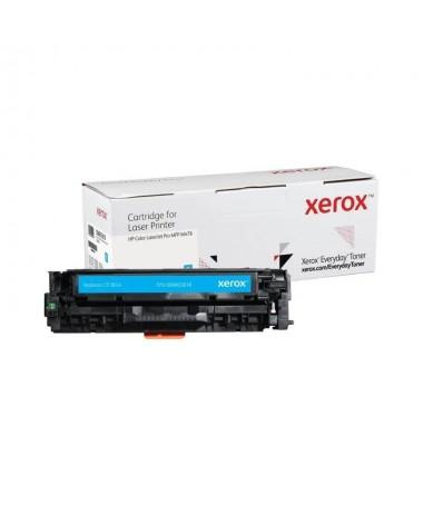 pToner Cian Everyday HP CF381A equivalente de Xerox 2700 paginasbrul liRelacion calidad precio un precio considerablemente mas