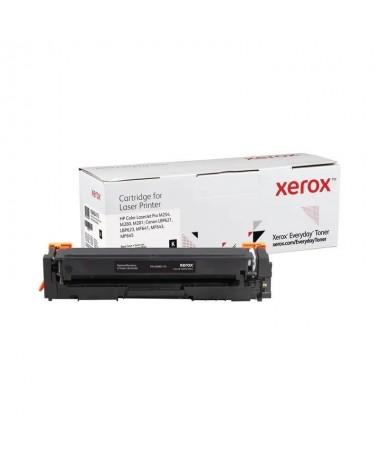 pToner Negro Everyday HP CF540A CRG 054BK equivalente de Xerox 1400 paginasbrul liRelacion calidad precio un precio considerabl