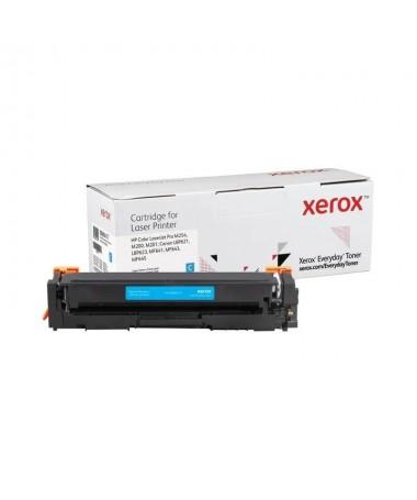 pToner Cian Everyday HP CF541A CRG 054C equivalente de Xerox 1300 paginasbrul liRelacion calidad precio un precio considerablem