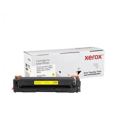 pToner Amarillo Everyday HP CF542X CRG 054HY equivalente de Xerox 2500 paginasbrul liRelacion calidad precio un precio consider