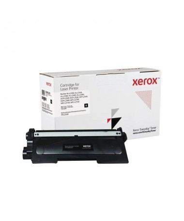 pToner Mono Everyday Brother TN 2320 equivalente de Xerox 2600 paginasbrul liRelacion calidad precio un precio considerablement