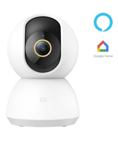 p ph2Xiaomi Mi 360º Home Security Camera 2K tu hogar y tu bebe estaran mas seguros h2Resolucion de video 2K WiFi de doble band
