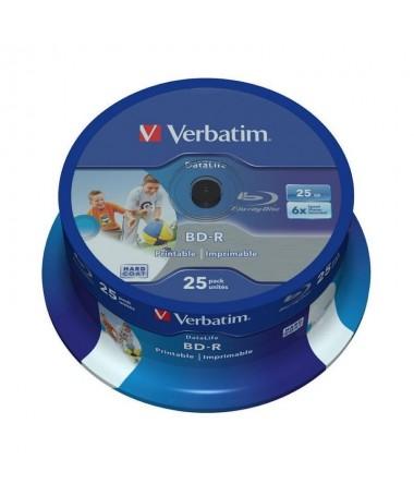 pstrongEspecificaciones tecnicasbr strongulliCapacidad 25GB liliVelocidad 6x liliPack 25 Pack Spindle liliSuperficie del disco