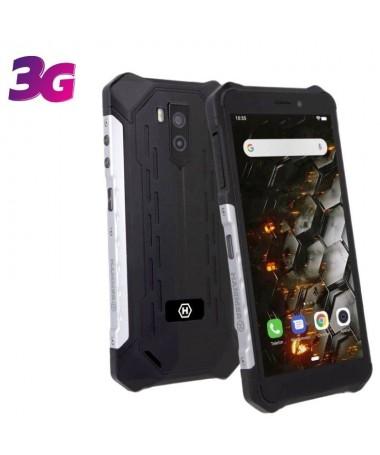 ph2HAMMER Iron 3 h2es un smartphone reforzado de 55 pulgadas que destaca por su diseno moderno Esta equipado con una bateria ro