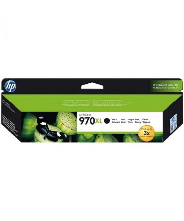 pEl cartucho de tinta amarilla HP 971XL Officejet produce documentos en color de calidad profesional con gran rentabilidad a la