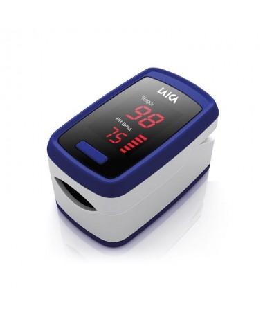 p pul liEl pulsioximetro de dedo LAICA EA1007 es un dispositivo no invasivo que permite medir la saturacion de oxigeno arterial