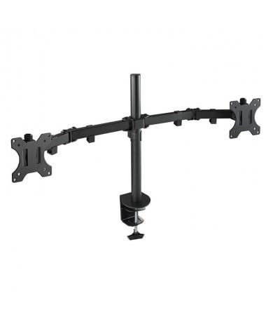 pSoporte de mesa para 2 pantallas 13 32 brul li h2Especificaciones h2 li liPantallas soportadas 13 32 li liCompatible con VESA
