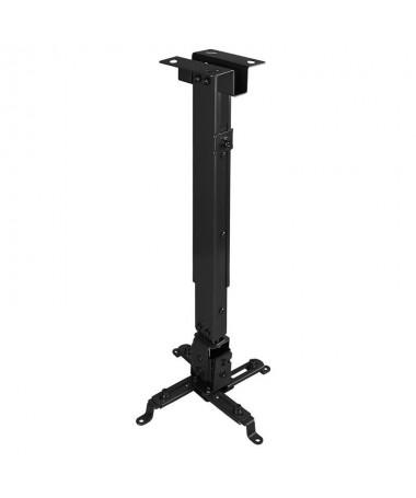 pSoporte de techo para proyectoresbrul liDistancia de techo 130 o 430 650 mm li liPeso maximo soportado 20 kg li li h2Especific