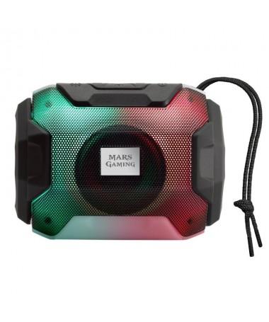 p ph2ALTAVOZ BLUETOOTH RGB MSBAX h2Sonido potente en un espectacular diseno ultra compacto Con iluminacion RGB de 8 efectos 10W
