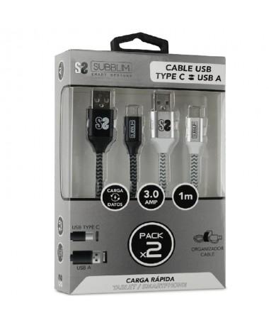 ph22X Premium Cable Type C A 30 1 h2br8226 Preparados para cargar a alta velocidad hasta 5V 3Abr8226 Sincronizacion de datos co