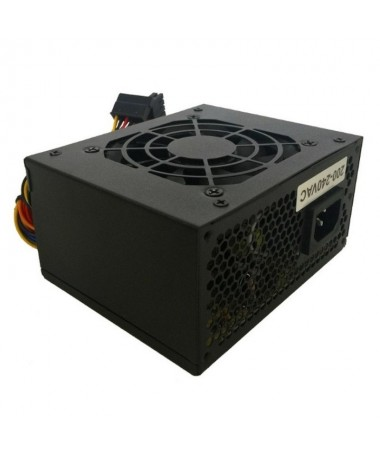 Esta fuente de alimentacion SFX APSII500 cuenta con una potente tecnologia de rail 12v unico que la capacita para un rendimient