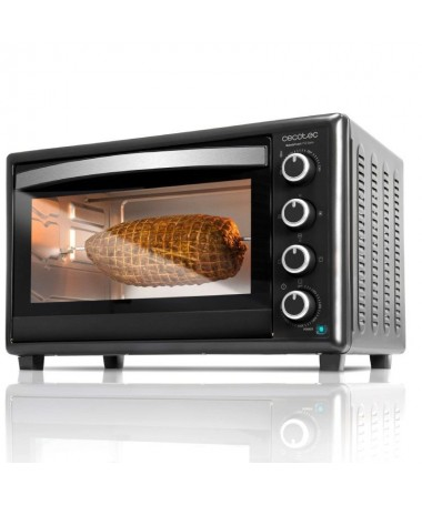 ph2LA MEJOR COCINA TRADICIONAL h2pCon el horno de sobremesa BakeToast 750 Gyro de Cecotec podras disfrutar de la cocina que sie