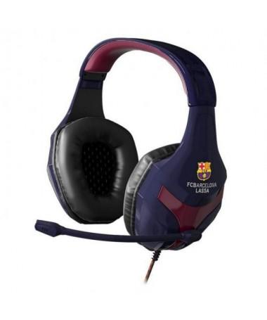 p ph2AURICULARES GAMING MHBC h2Los auriculares con la licencia oficial del FC Barcelona ofrecen un diseno exclusivo y una calid