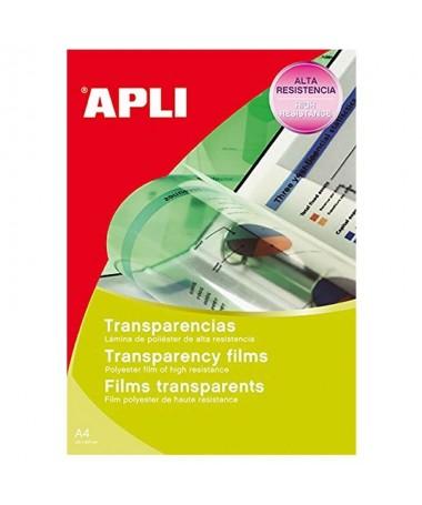 Transparencias autoadhesivas otra herramienta mas para ayudar en tus trabajos Para uso en retroproyectorbrULLIMedidas 210 x 297