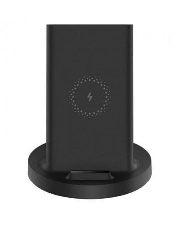 pNombre del producto Soporte de carga inalambrico Xiaomi Mi 20Wbrul liDiseno de doble bobina cargando tanto en posicion vertica