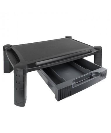 pbrul li h2Especificaciones h2 li liSoporte ergonomico para monitores portatiles impresoras maquinas de oficina li liRegulacion