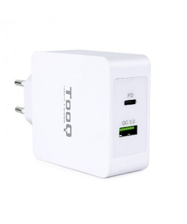 ppullibEspecificaciones b liliCantidad de puertos USB 2 USB C PD USB A QC30 liliEntrada 100 240V50 60Hz liliPotencia maxima 48W
