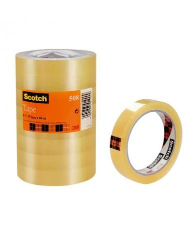 Adhesivo transparente de uso general La mas adecuada para el cierre de pequenos paquetes Con excelentes propiedades de sujecion