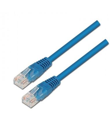 pul liCable de red latiguillo Categoria 5e UTP AWG24 con conector tipo RJ45 en ambos extremos li liCumple las normas ANSI TIA E
