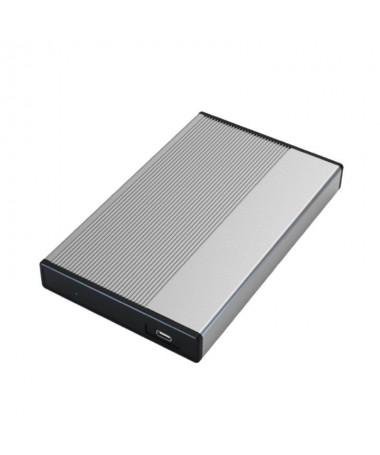 ppLa carcasa de disco duro de 258221 USB HDD25GYC21 3GO es un funcional adaptador para poder conectar sus discos duros a su PC