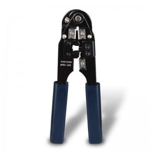 p pul liTenaza metalica de crimpar de calidad para conector RJ45 li liNormativas RoHS li liTest de funcionamiento 100 testado l