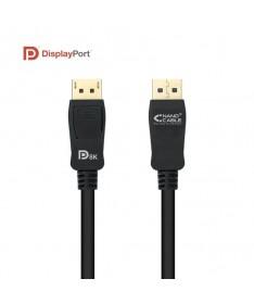 pul liCompatible con DisplayPort version 14 y retrocompatible li liSoporta resoluciones de video de hasta 8Kx4K a 60Hz li liCom