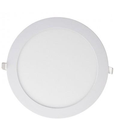 pDownlights extrafinos de aluminio lacado blanco con difusor de policarbonato Incluye Driver LED Isolatedbrbr pul liMODELO LS 1