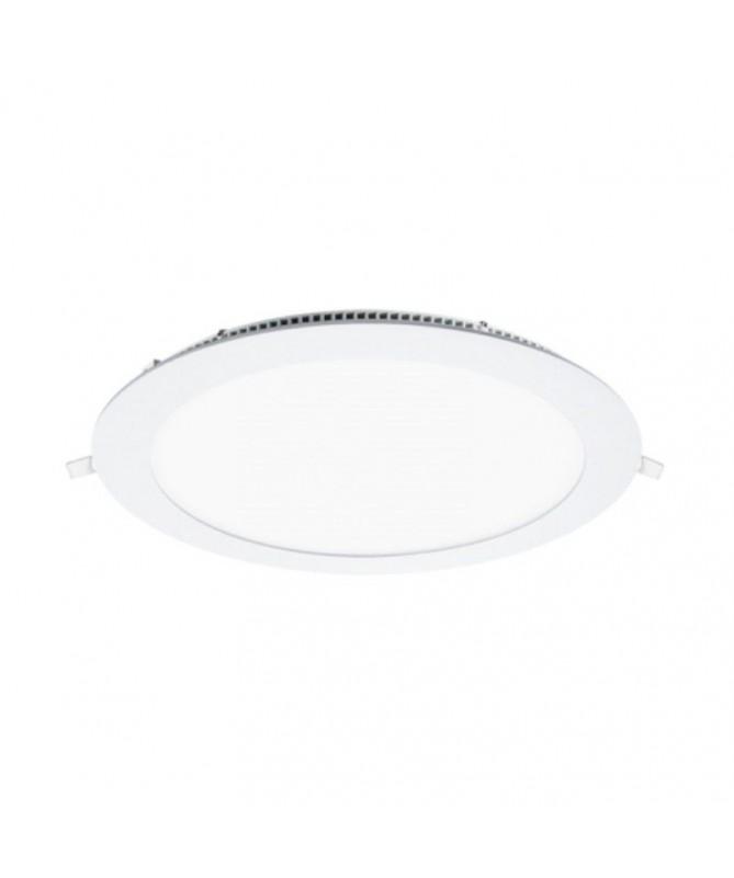 p ppDownlight fabricado en aluminio y policarbonato ennbspblanco Cuenta con un LED SAN AN SMD 2835 unas medidas exteriores de ?