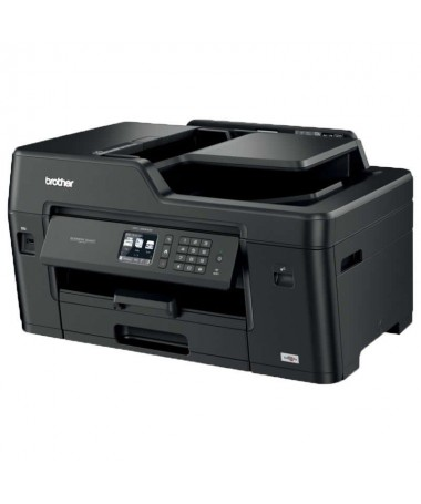 pImpresora multifuncion de tinta profesional A4 A3 WiFi con fax impresion automatica a doble cara hasta A3 y cartuchos XL opcio