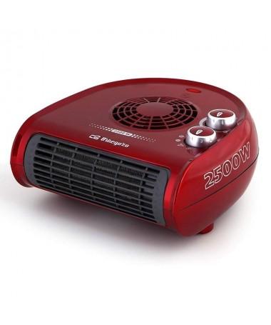 pul liCALEFACTOR HORIZONTAL li liTermostato regulable li liApagado automatico de seguridad li liPosicion de aire frio ventilado