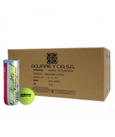 ph324 BOTES BULLPADEL PREMIUM PRO h3Las bolas perfectas para tus entrenamientos y partidos de padel Utiliza ahora el equipamien