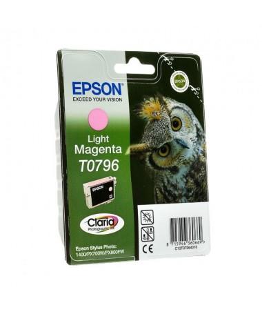 p Epson T0796 cartucho de impresionbrulliTipo de consumible Cartucho de impresion liliTecnologia de impresion Chorro de tinta l