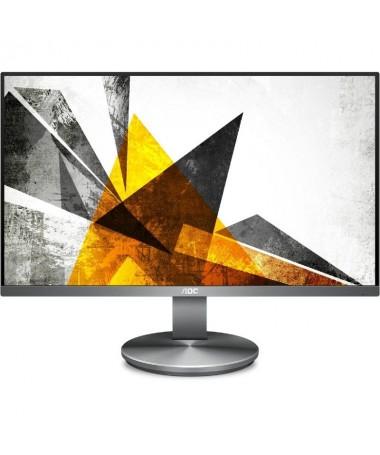ph2Diseno sin fronteras h2pEl diseno del monitor sin marco en 3 lados permite al usuario centrarse en la brillante pantalla y l