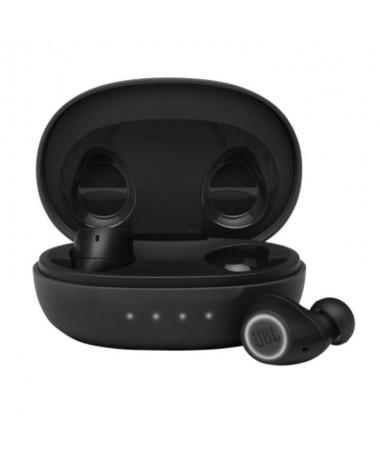 Los auriculares JBL Free II ofrecen la firma del caracteristico sonido JBL en un formato intuitivo e inteligente Totalmente lib