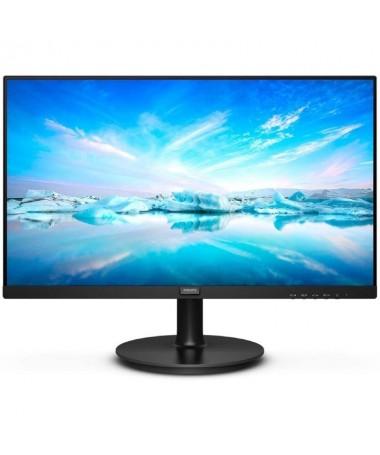 ph2La pantalla VA proporciona unas imagenes asombrosas con amplios angulos de visualizacion h2La pantalla LED VA de Philips uti