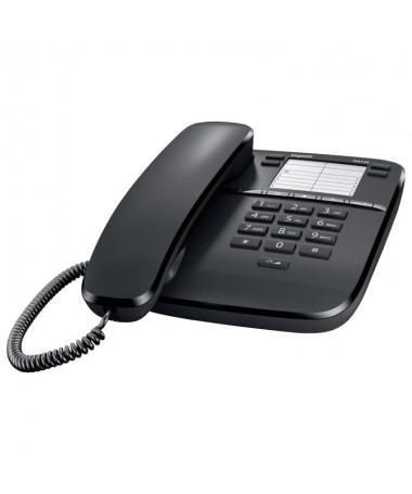 p h2El telefono de sobremesa con cable estandar h2br br Hacer y recibir llamadas es muy sencillo con el DA310 de Gigaset Las 4