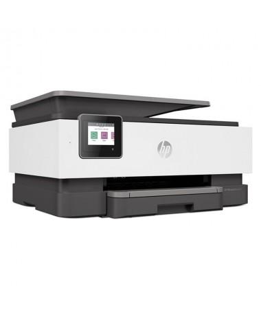 pul liFunciones Imprima copie escanee y envie por fax li liTecnologia de impresion Inyeccion termica de tinta HP li liVelocidad