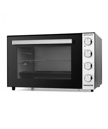 pEl horno con conveccion HOT 710 de Orbegozo es la alternativa que buscas si deseas preparar recetas para un gran numero de com