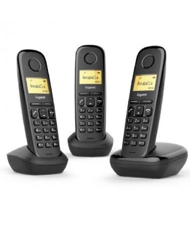 ph2El telefono que satisface todas sus necesidades de comunicacion sencillo y asequible h2pDescubra el Gigaset A170  Es un tele