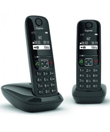 ph2Simplemente suena bien un telefono DECT con excelentes funciones de audio h2La eleccion es suya puede hacer una llamada usan